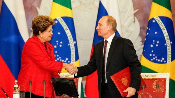 Путин врёт покруче Дилмы,но первой под импичмент попала она