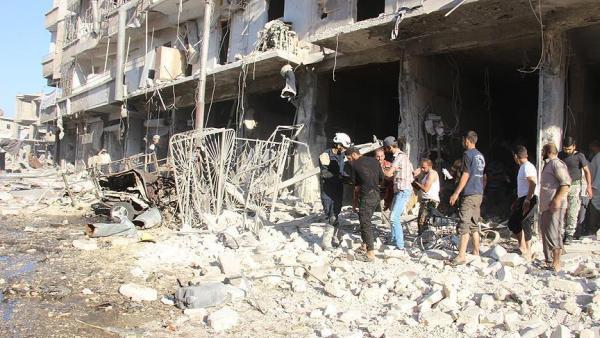 ВКС России и авиация режима Асада вновь нарушили перемирие в Сирии