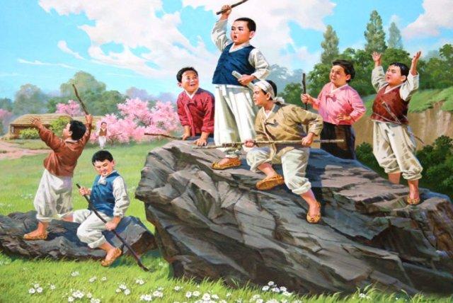 С детства выковывать в себе чувство патриотизма
