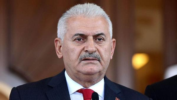 Gпремьер-министр Турции Бинали Йылдырым
