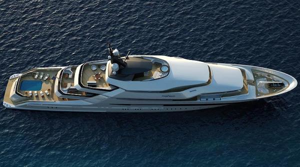Яхта Сечина 2