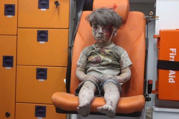Военные преступления Путина в Сирии