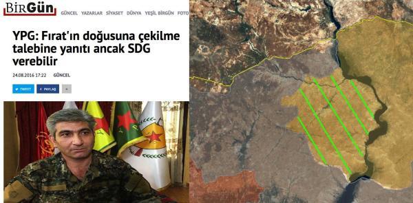 Курды сдадут туркам