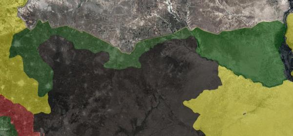 У ИГИЛ нет границы с Турцией