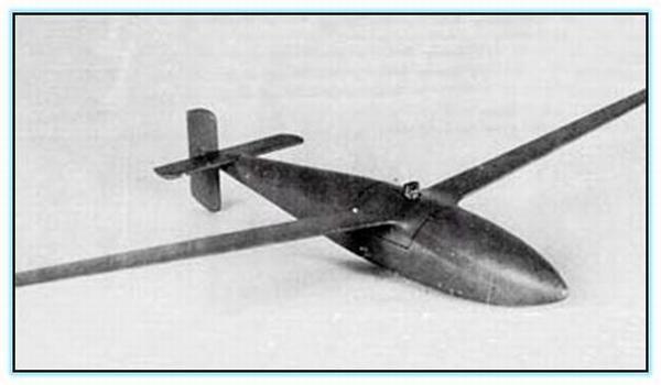 Немецкая планирующая бомба