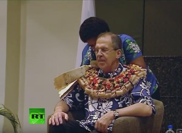 Путинский МИД ищет союзников