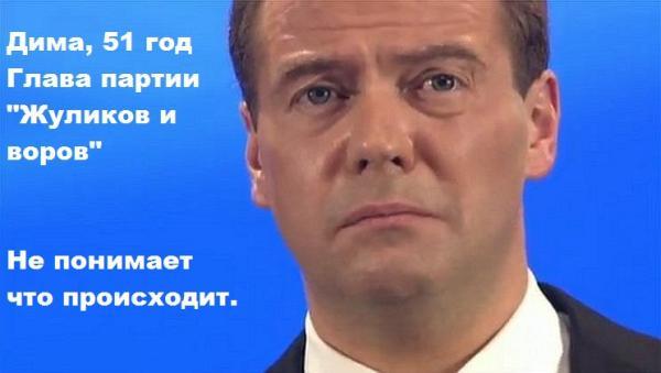 Дима - Глава партии
