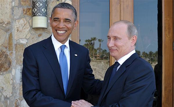 Путин мечтает о встрече с Обамой