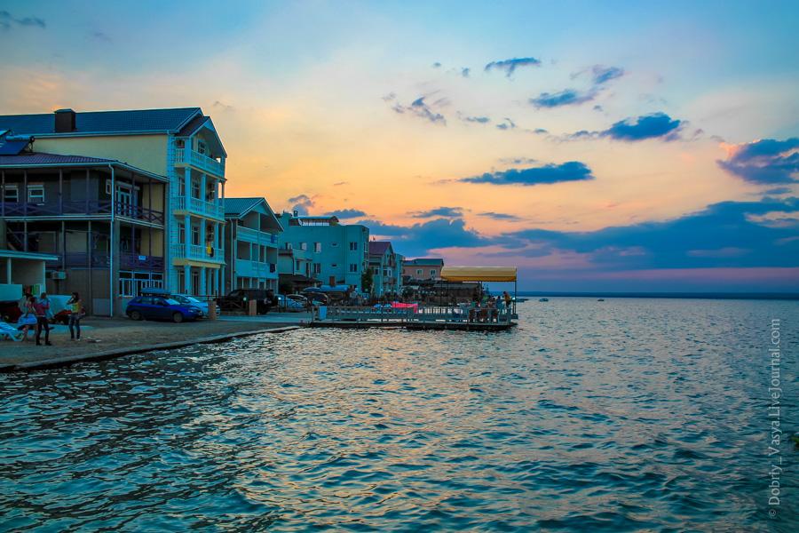 крым поселок озерный фото съемочное