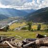 Бутан. Долина Паро