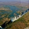 Замбия. Водопад Виктория