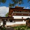 Бутан. Монастырь Святого Сумасшедшего
