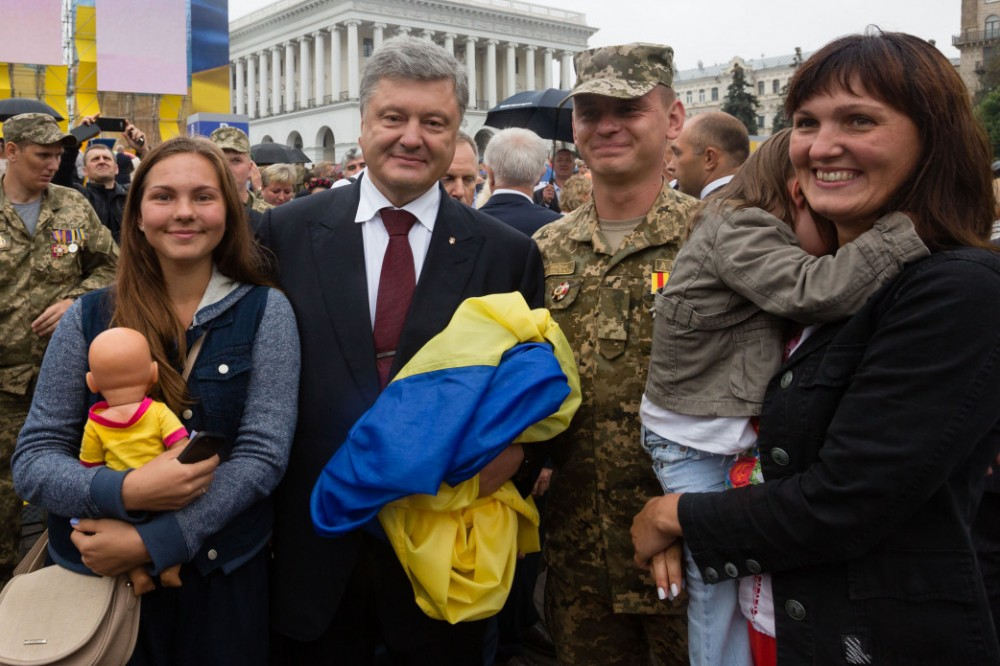 Товарищ москаль, на Украину шуток не скаль! Фоторепортаж из Киева