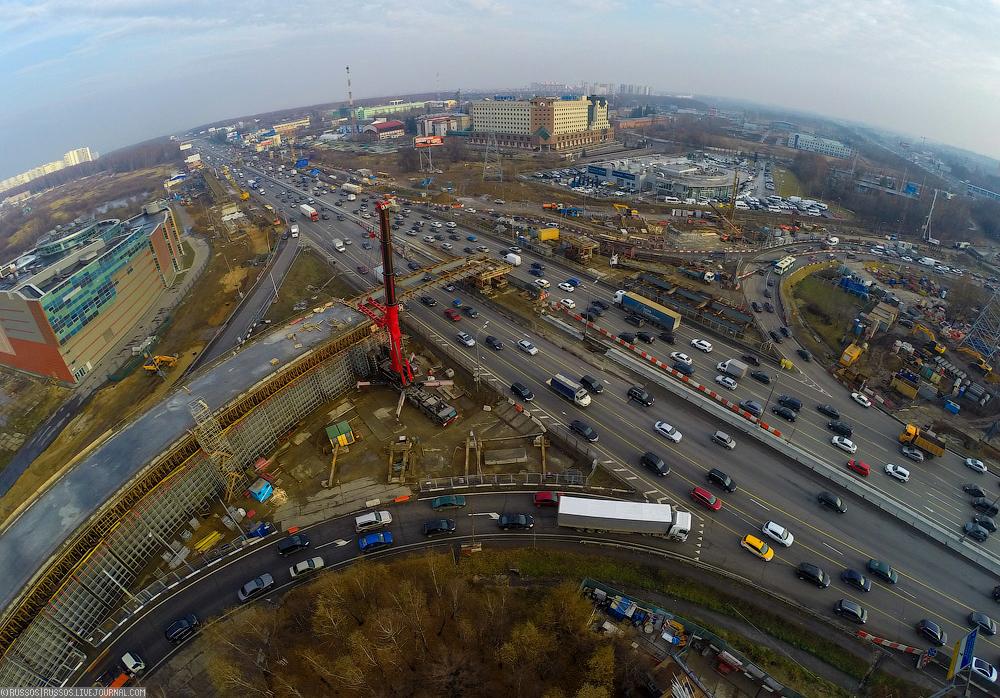 Движущая сила эволюции Москвы