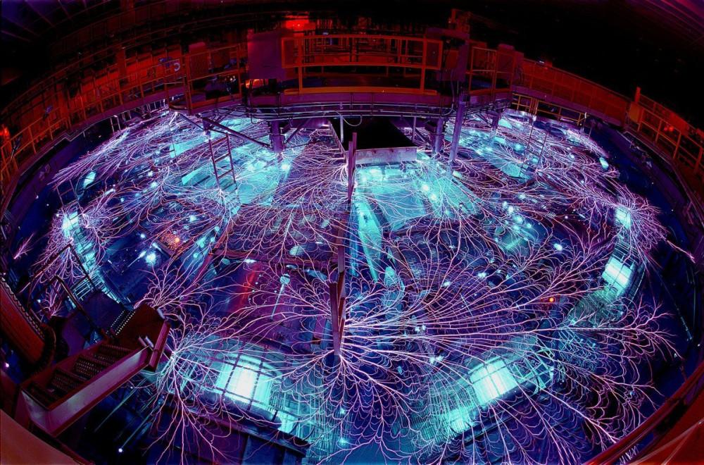 Великая Китайская ядерная сеть