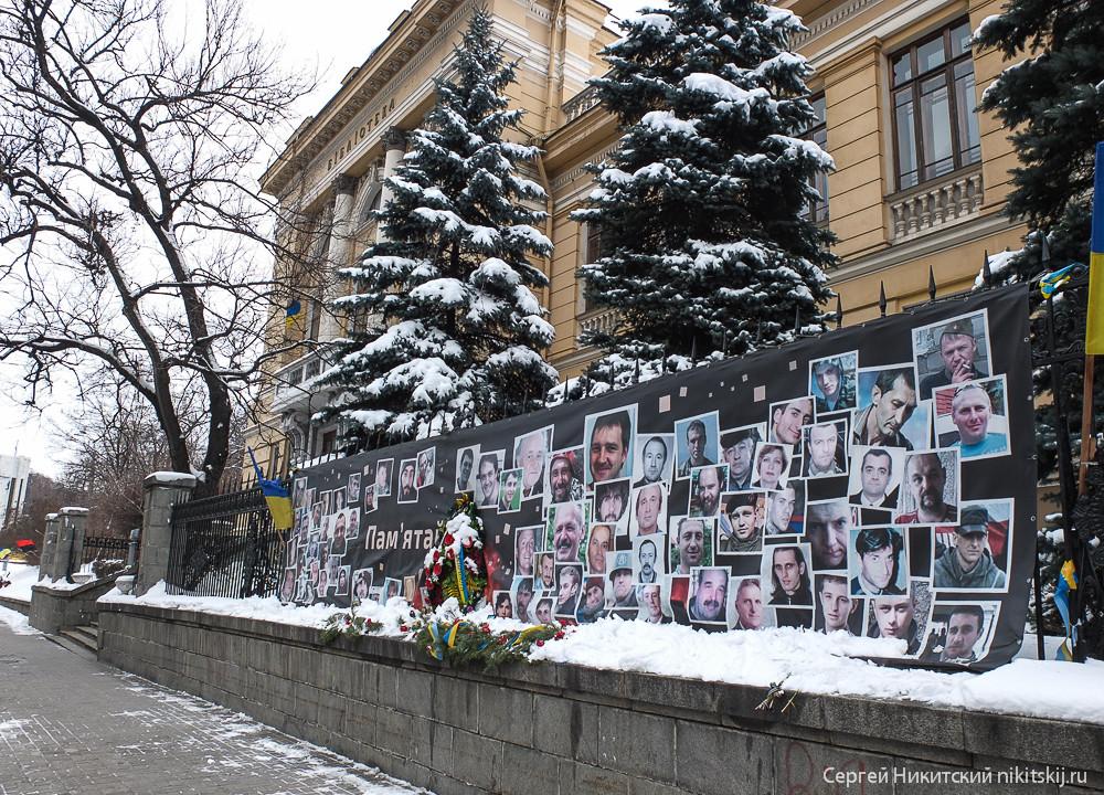 Исторические итоги Майдана