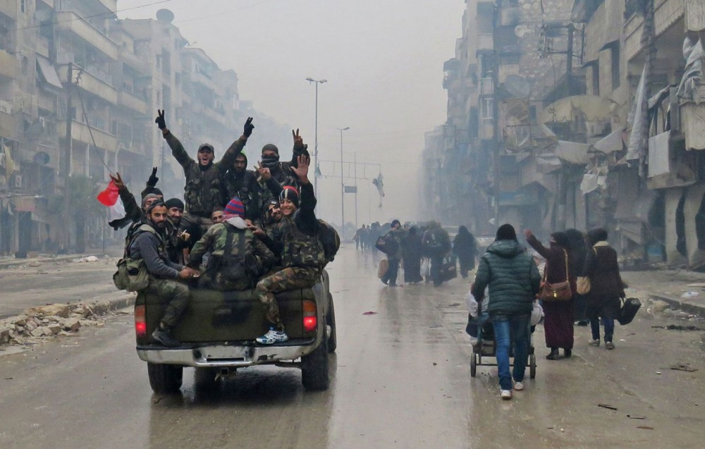 Алеппо наш, что дальше?