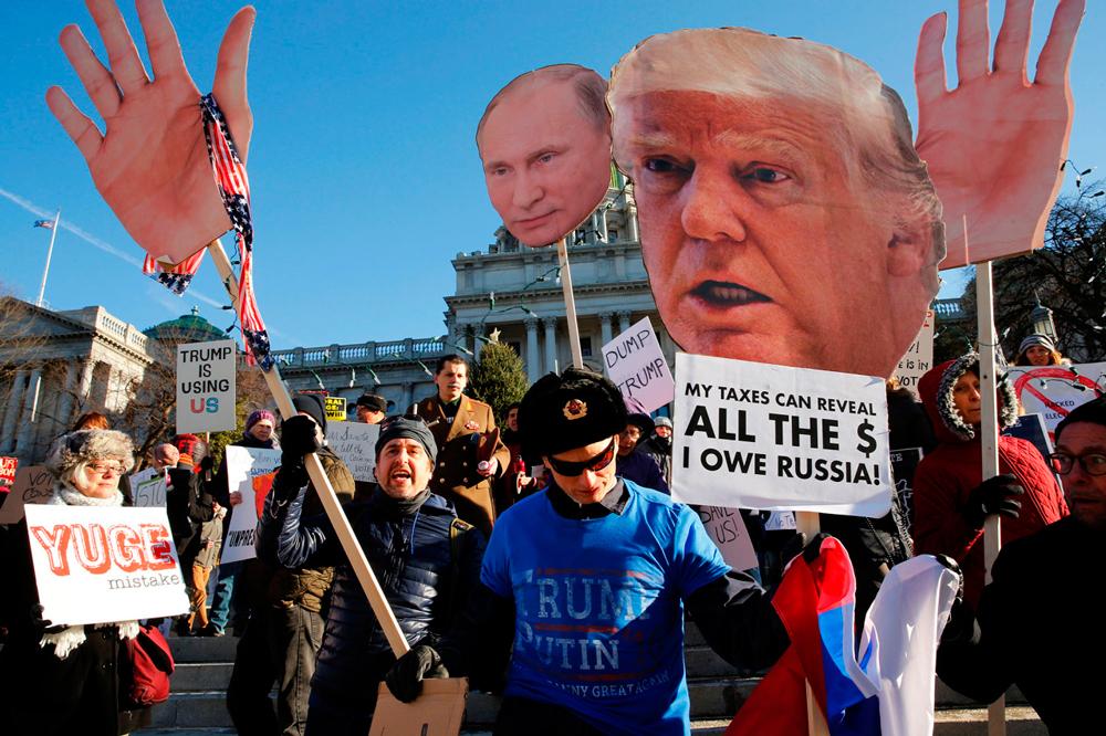 Россию исключили из списка основных угроз для США