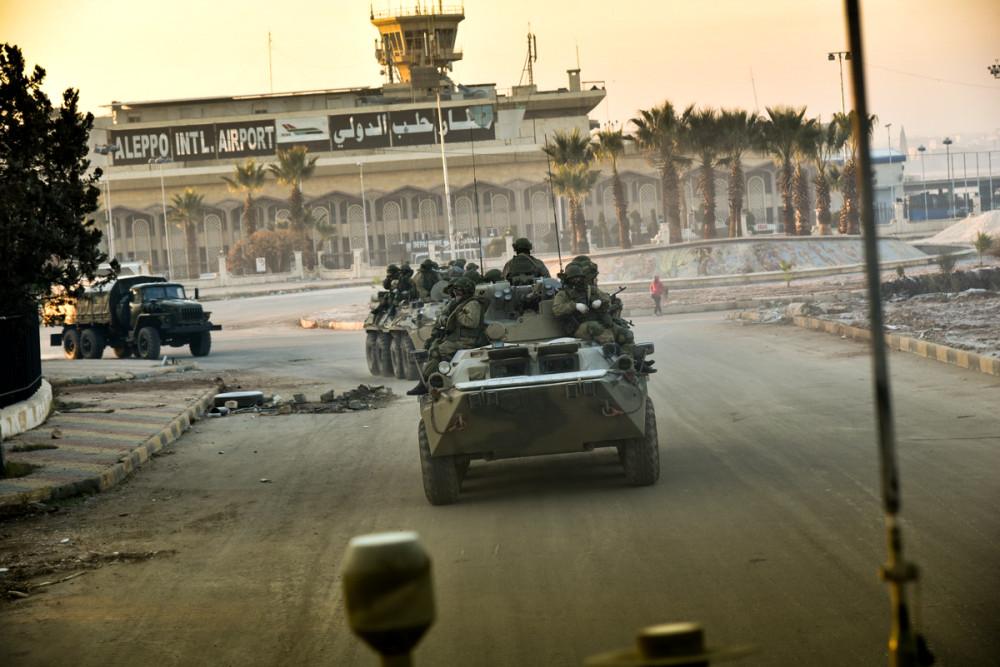 Уходим из Сирии с победой