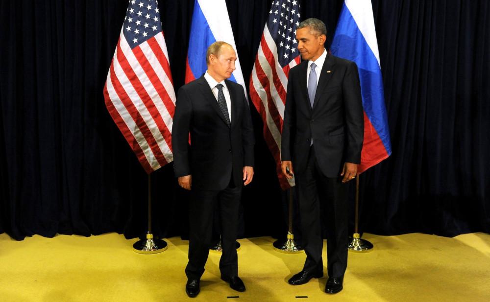 Почему Обама не любит Россию?