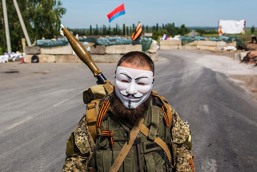 Белоруссия против жителей Донбасса