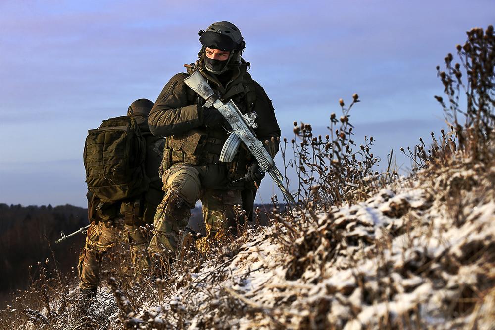 Российское вторжение в Ливию