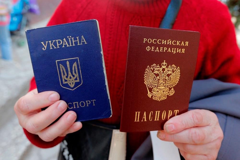 Реальная численность населения Украины