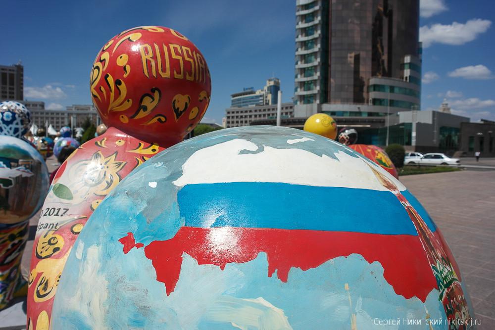 Крым вернули России