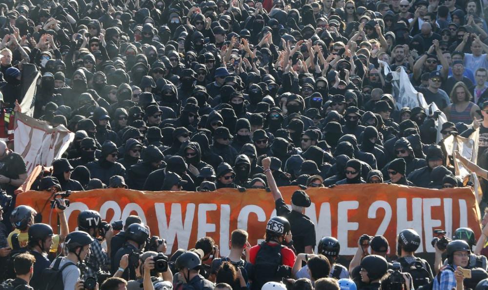G20 - Добро пожаловать в ад!