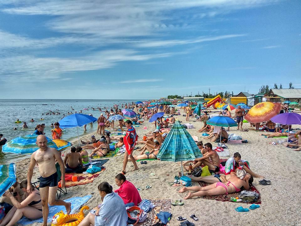 Отдых на курорте в ДНР - фото