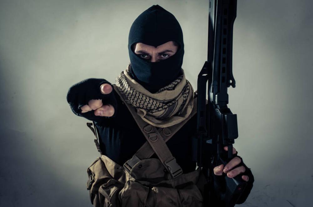 Первая мировая террористическая война