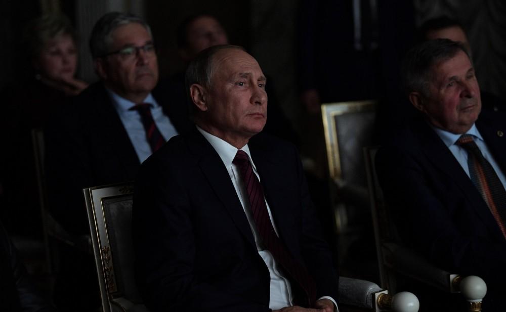Какие фильмы смотрит Путин?