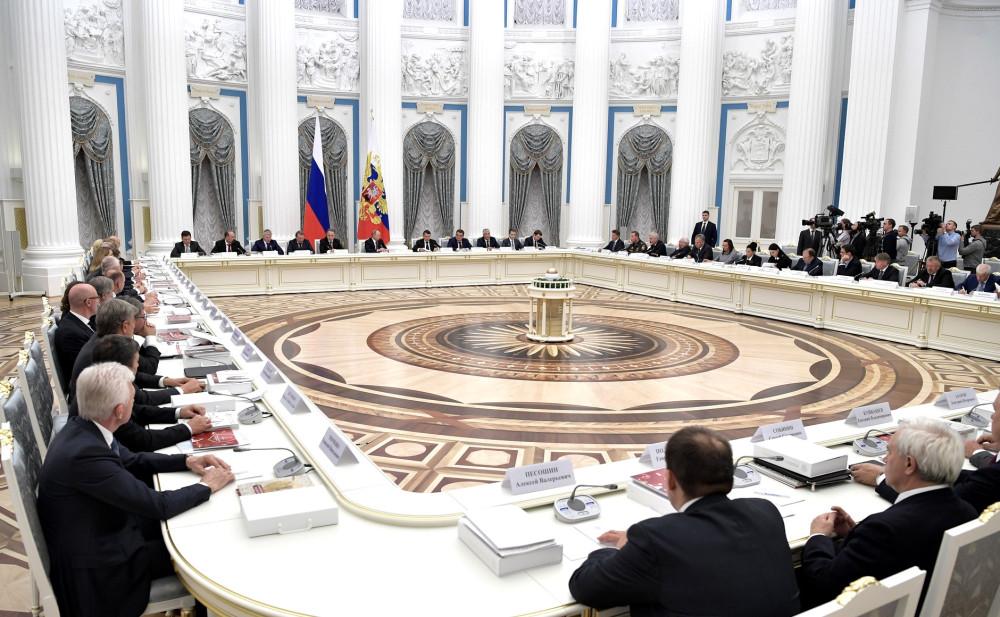 Новая власть России - перезагрузка