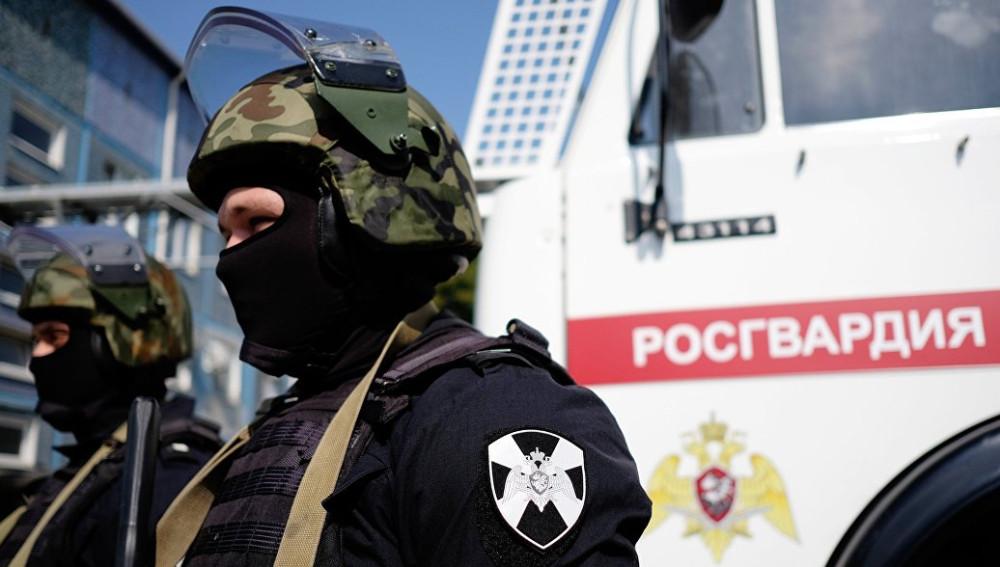 В Чечне офицер Росгвардии расстрелял сослуживцев