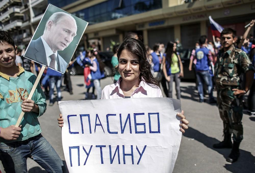 Россия победила «Исламское государство»
