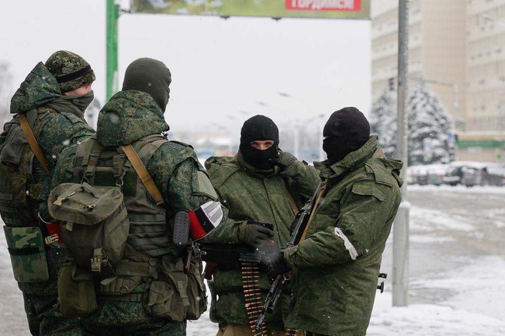 """""""Горячий"""" фотоотчет из Луганска"""