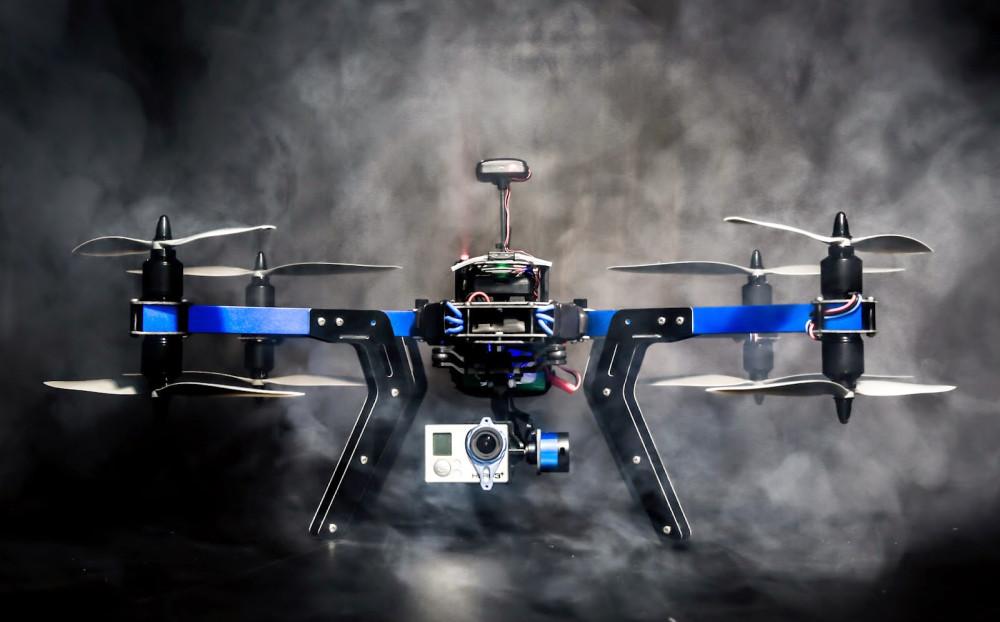 Все гражданские дроны надо запретить и ликвидировать!