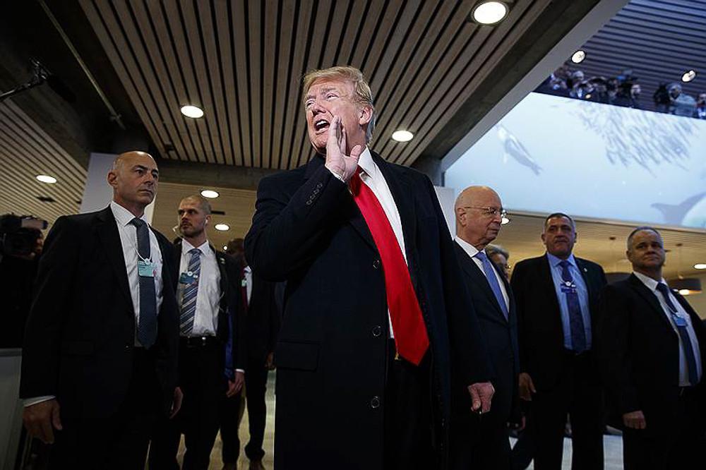 Похождения Трампа в Давосе Трампа, Трамп, приехал, никогда, чтобы, Трампом, президентом, рассказал, самой, сейчас, который, американской, Давосе, Давос, страны, Америки, жители, акции, прошли, Стоит