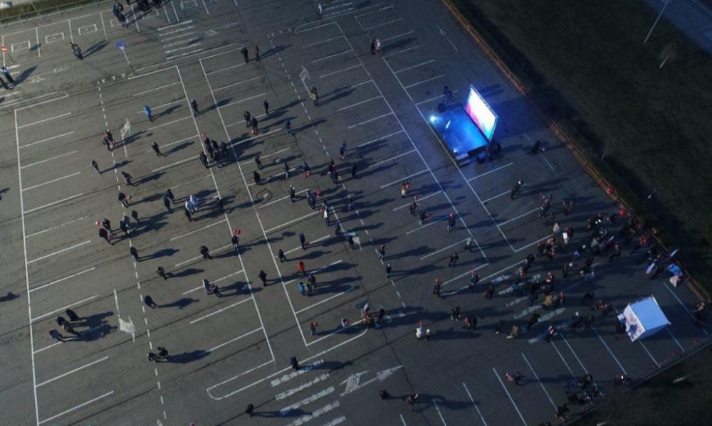 Нулевая забастовка избирателей