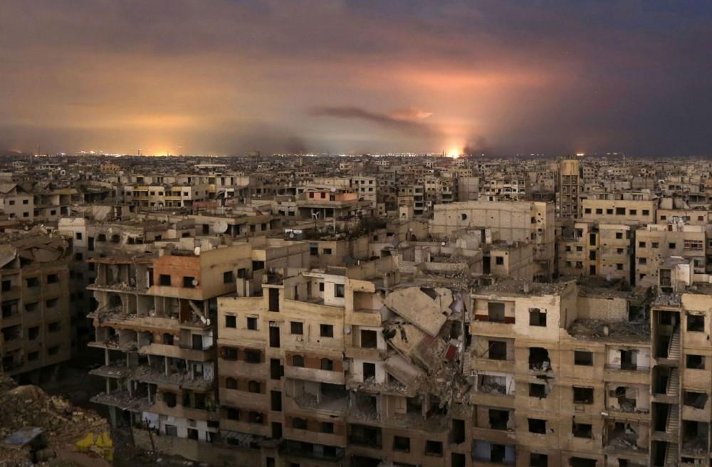 Что приготовили американцы в Сирии?