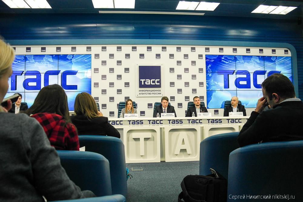 Блокчейн на выборах президента России
