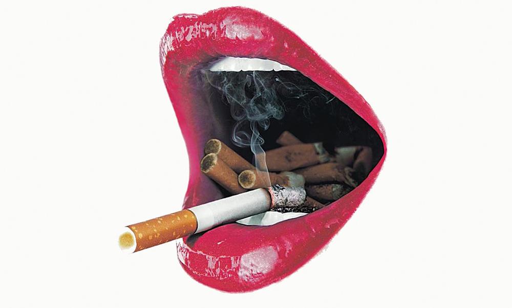 Сигареты курить – нации вредить