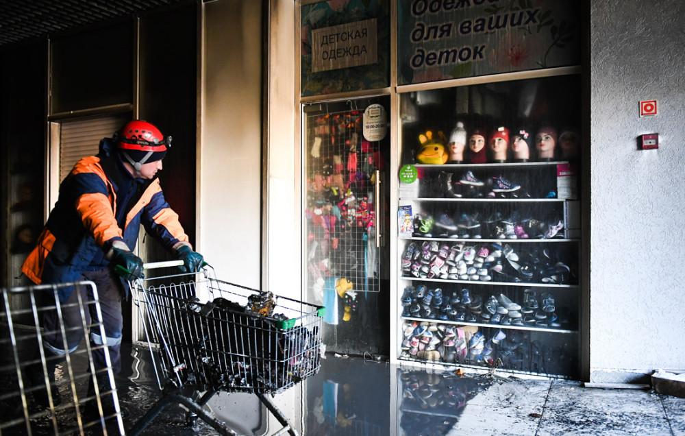Почему торговые центры часто горят в России?