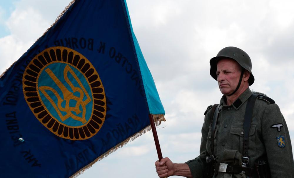 В Киеве состоится марш дивизии СС