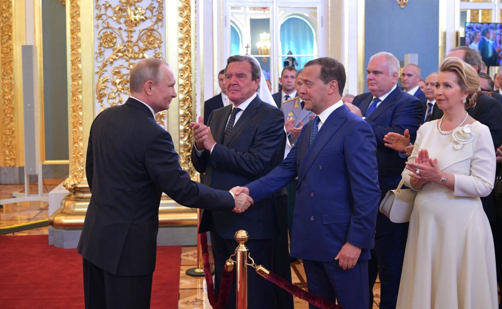 Путин определился с председателем правительства