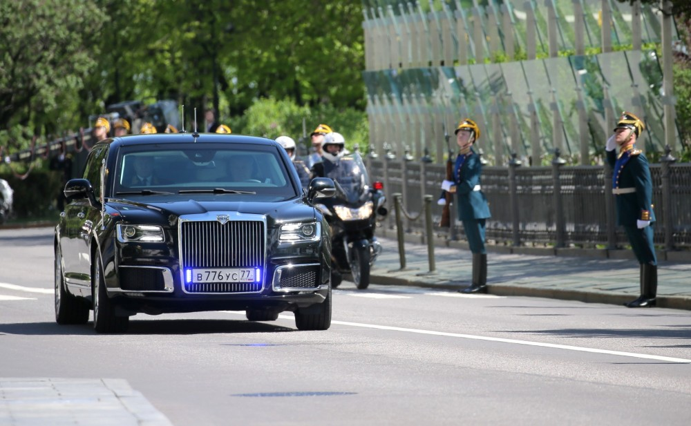 Тест-драйв первого российского лимузина проекта «Кортеж» проекта, лимузин, который, Aurus, президент, технологии, «Кортеж», государства, наработки, премьерминистр, исключительно, использовал, новый, передач, автомобиль, начнутся, глава, седан, автомобилей, семейства