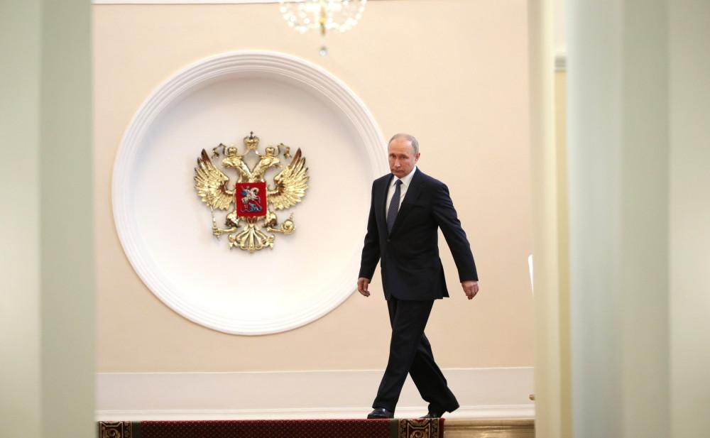 Нобелевская премия для Путина