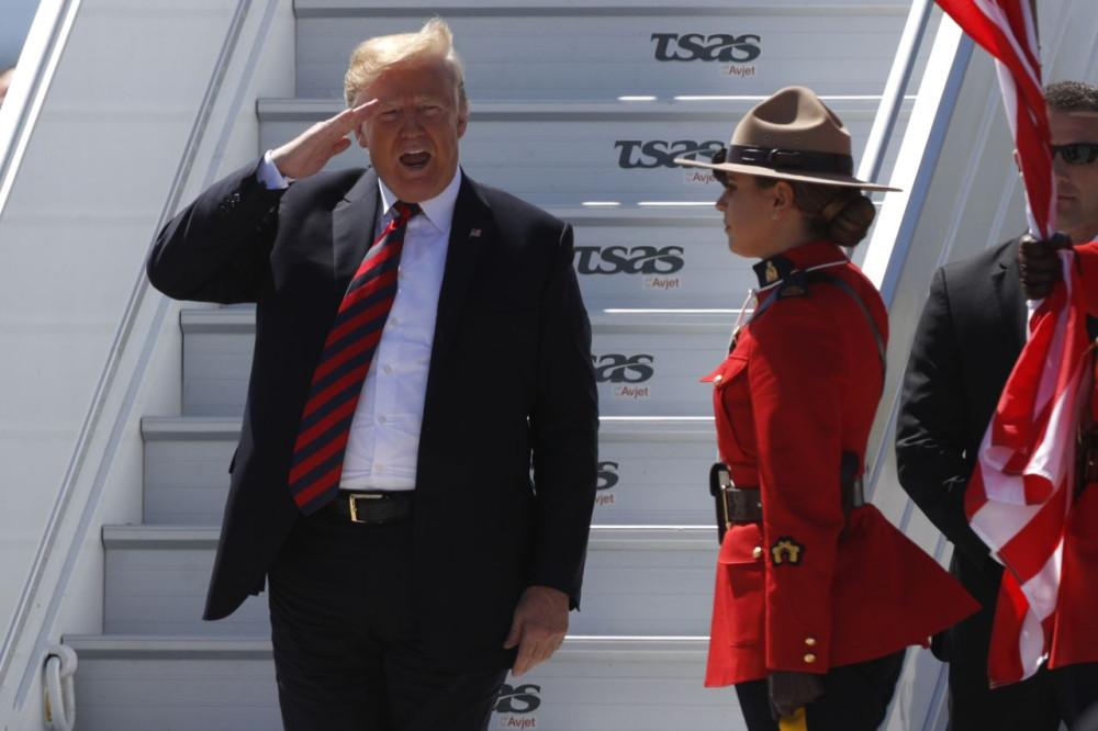 G7 - распад глобального миропорядка