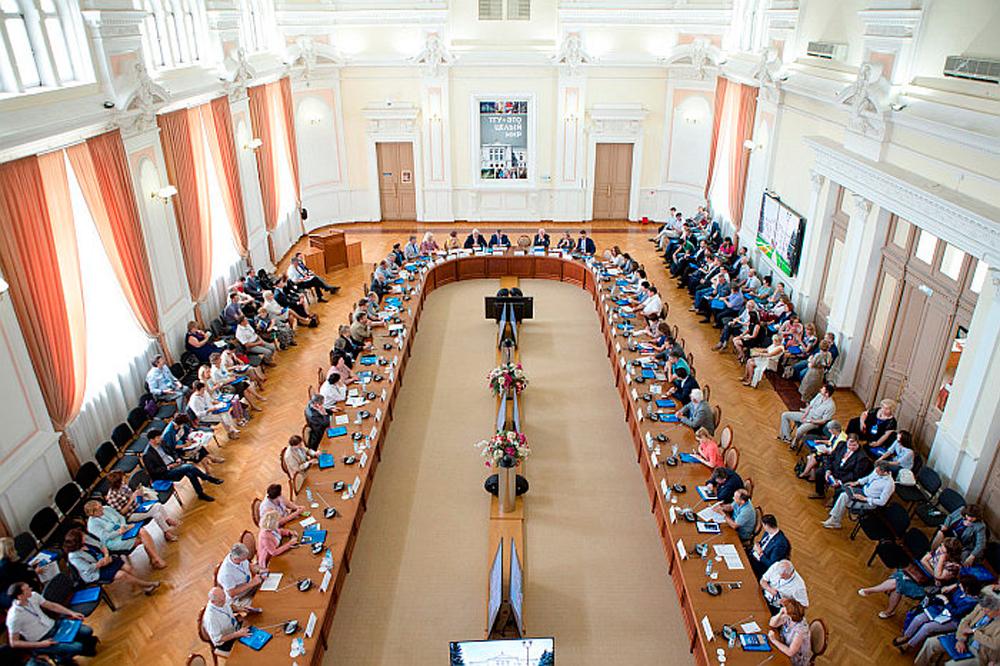 Развитие академической науки в регионах России