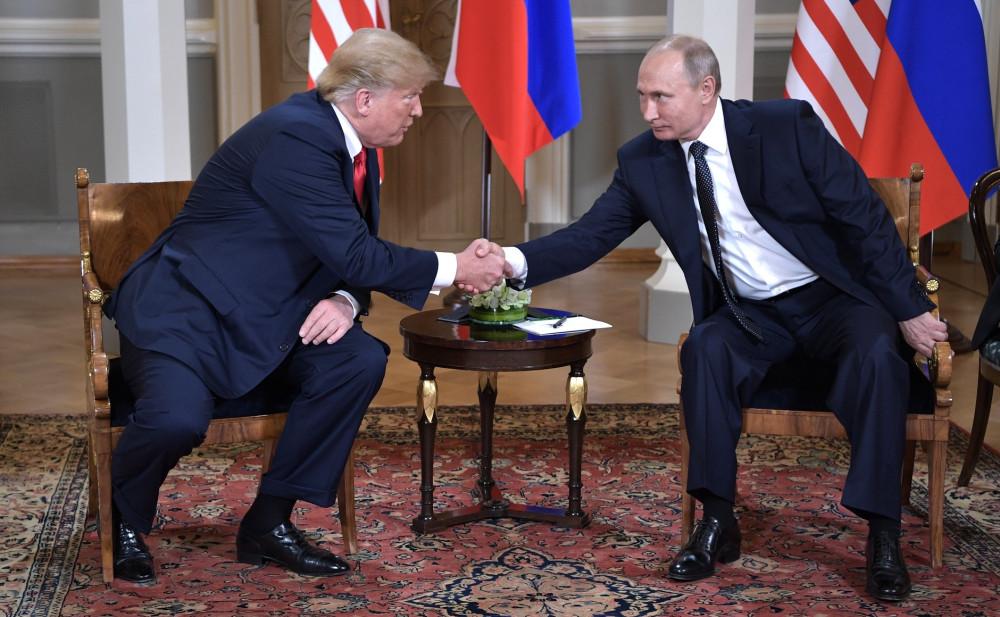 О чем договорились Путин и Трамп? Хельсинки, Россия, Путина, отношения, Совета, Трамп, время, уровня, России, сказал, поменяла, государство, проведут, нацбезопасности, безопасности, первая, представители, ближайшее, Сирии, запрещена